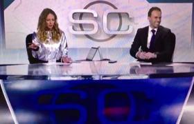 Vanessa Huppenkothen imitó a Shakira en vivo