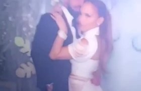 Drake And JLo Seen Kissing And Grinding At Party
