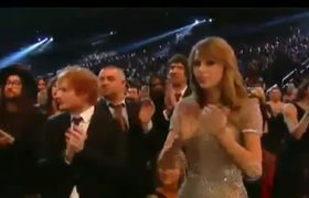 Grammy Awards 2014 Taylor Swift performs All Too Well