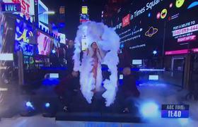 Mariah Carey NYE performance mess