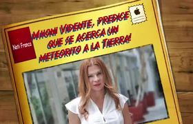 Mhoni Vidente PREDICE que un METEORITO se ACERCA a la TIERRA