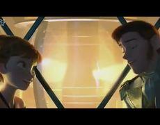 Frozen Una Aventura Congelada La puerta es el Amor VideoClip Musical HD