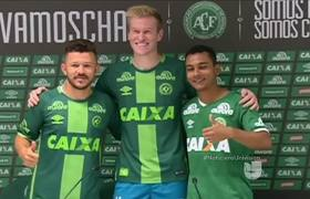 Chapecoense fichará hasta 20 nuevos jugadores para la próxima temporada