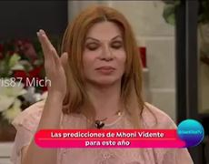 Mhoni Vidente predice la muerte de PEÑA NIETO