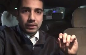 #VIDEO - UBER Hispanic driver saved a girl from sex trafficking