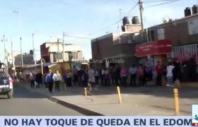 Gobierno de Edomex niega rumores de toque de queda