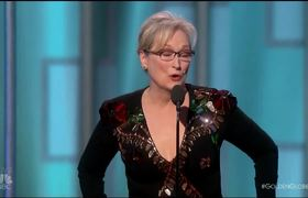 Meryl Streep Speech The #GoldenGlobes2017