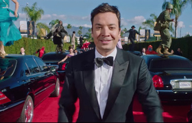 Jimmy Fallon's Golden Globes Cold Open