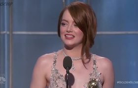Emma Stone Gets Caught in AWKWARD