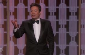 Jimmy Fallon SLAMS Mariah Carey at 2017 Golden Globes