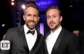 Ryan Gosling Dedicates Golden Globe Win to Eva Mendes in Touching Speech