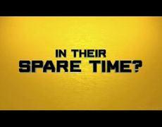 THE LEGO BATMAN MOVIE TV Spot #7 - Spare Time (2017)