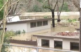 Northern Calif. Residents Survey Flooding Damage