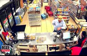 Cops Looking For Man Who Allegedly Robbed Convenience Store With One Finger