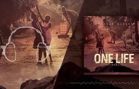 Jonathan Burkett - One Life (Dub Audio Mix) ft. Ambelique