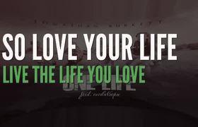 Jonathan Burkett - One Life (Lyrics) (Reggae Music) ft. Ambelique