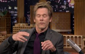 Kevin Bacon Got a Humbling Percussion Lesson in Cuba