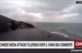 News - Chinese media attacks Tillerson