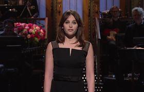 #SNL - Felicity Jones Monologue