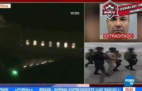 Llegada De Joaquin El Chapo Guzman Loera a Estados Unidos