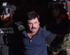 In secret, the extradition of El Chapo