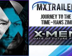XMEN Days OF Future Past Music Video Journey To The Line Time por Hans Zimmer