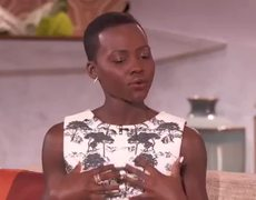 Interview Lupita Nyongo on Being Nominated for an Oscar