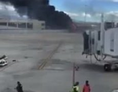 Plane crash in Tucson airport