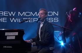 Andrew McMahon in the Wilderness Performs