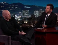 Interview - Bill Burr on New Comedy Special & Podcast (Jimmy Kimmel)