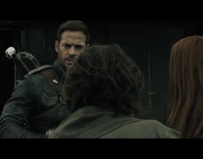 Resident Evil: The Final Chapter Movie CLIP - Rooftop Standoff (2017)