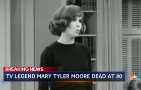 Mary Tyler Moore Has Died At Age 80