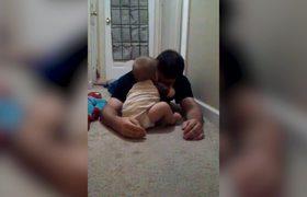 Babies Love to Hug!