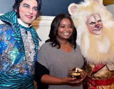 Octavia Spencer Wins Harvard's Hasty Pudding Award