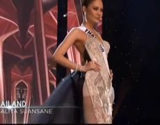 Miss Universe 2016/2017 - Top 12 Best in Preliminary