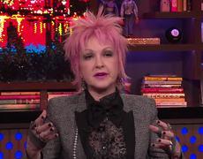 WWHL - Cyndi Lauper On Madonna's Women's March Speech
