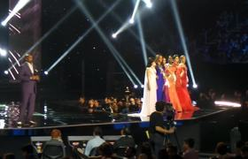 Miss Universe 2016/2017 - Announcement of Top 3