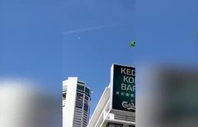 #VIDEO - UFOs in Malaysia before the eyes of hundreds of witnesses