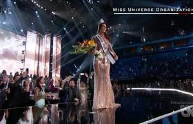 Miss Universe 2017 is ...