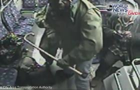 News - Man Beats Bus Attacker With Cane