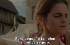 La Bella y la Bestia trailer final Sub Español (2017)