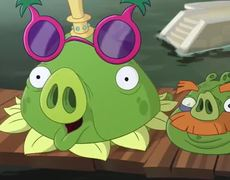 Angry Birds Toons 2 Party Ahoy Episode 3 Sneak Peek