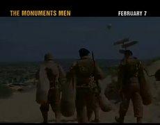The Monuments Men Official Movie TV SPOT The Hunt 2014 HD Matt Damon Movie