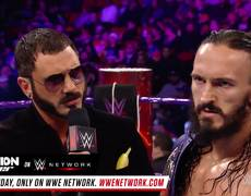 Neville incites the Cruiserweight division: Raw