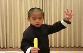 The reincarnation of Bruce Lee?