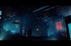 SLICE OF LIFE - Official Movie Trailer (2017) Blade Runner inspired Sci-Fi Short Film