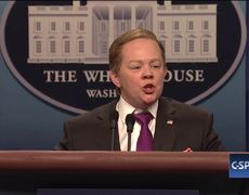 SNL: Sean Spicer Press Conference - Cold Open