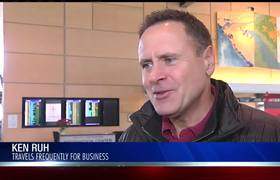 Snowstorm still impacting passengers at Bradley Airport