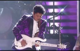 Tribute to Prince by Bruno Mars Grammy Awards 2017