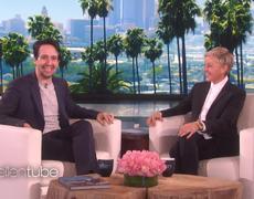 Lin-Manuel Miranda on EGOTs and '5 Second Rule' (Ellen Show)